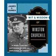 The Wit and Wisdom of Winston Churchill: A Treasury of More Than 1,000 Quotations and Anecdotes,9780060925772
