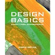 Design Basics (with Art CourseMate with eBook Printed Access Card),9780495915775