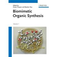 Biomimetic Organic Synthesis, 2 Volume Set, 9783527325801  