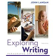 Exploring Writing: Paragraphs and Essays w/ Connect Writing 2.0,9781259135811