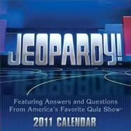 Jeopardy!; 2011 Day-to-Day Calendar, 9780740795817  