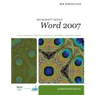 New Perspectives on Microsoft Office Word 2007, Comprehensive,9781423905820