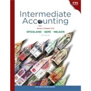 Intermediate Accounting Volume 2 (Ch 13-21) with British Airways Report,9780077395827