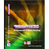 MediaPhys: An Introduction to Human Physiology, 3.0 Version CD-ROM