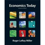 Economics Today plus NEW MyEconLab with Pearson eText (2-semester access) -- Access Card Package