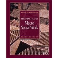 The Practice Of Macro Social Work,9780534575854