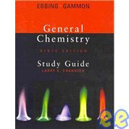 Student Solutions Manual for Ebbing/Gammon's General Chemistry, 9th