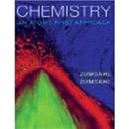 Experimental Chemistry : An Atoms First Approach,9780840065858