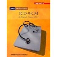 ICD-9-CM Professional for Hospitals, Volumes 1, 2, & 3, 2005 (Full size version),9781563375866