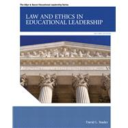 Law and Ethics in Educational Leadership,9780132685870