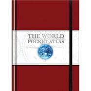 The World Pocket Atlas Red, 9783899445879  