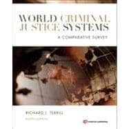 World Criminal Justice Systems : A Comparative Survey, 9781455725892