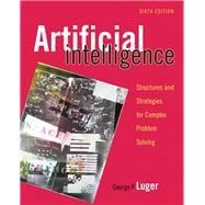 Artificial Intelligence : Structures and Strategies for Comp..., 9780321545893