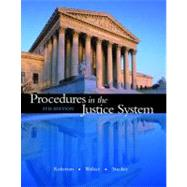 Procedures in the Justice System,9780131735903