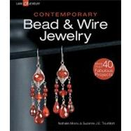 Contemporary Bead and Wire Jewelry, 9781600595905  