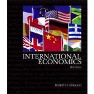 International Economics (with InfoTrac),9780324205916