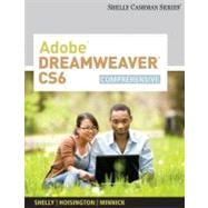 Adobe Dreamweaver CS6 : Comprehensive,9781133525936