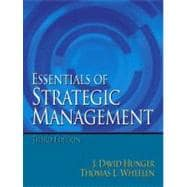 Essentials of Strategic Management,9780130465955
