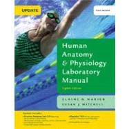 Human Anatomy & Physiology Laboratory Manual with PhysioEx 8.0, Main Version, Update,9780321535955