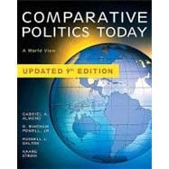 Comparative Politics Today: A World View, Update Edition, 9/E,9780205585960