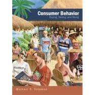 Consumer Behavior : Buying, Having, and Being,9780136015963