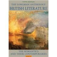 Longman Anthology of British Literature Volume 2 Package, The (with 2A- 5/e, 2B- 4/e and 2C- 4/e )