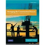 Managing the Construction Process,9780138135966