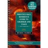 Prentice Hall Reference Guide to Grammar and Usage : With Excersice