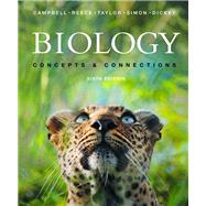 Biology: Concepts and Connections Value Pack (includes Current Issues in Biology, Vol 5 & Current Issues in Biology, Vol 4),9780321595980