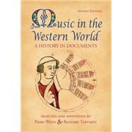Music in the Western World,9780534585990