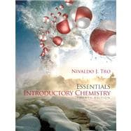 Introductory Chemistry Essentials, 9780321725998  