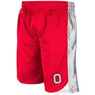 Ohio State Buckeyes Red Vector Shorts