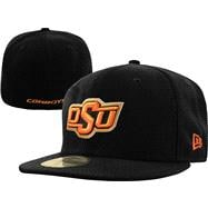Oklahoma State Cowboys New Era 59FIFTY Basic Fitted Hat