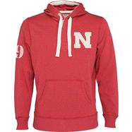 Nebraska Cornhuskers '47 Brand Rugby Hoodie