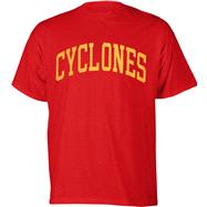 Iowa State Red Tradition Mascot T-Shirt