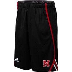Nebraska Cornhuskers adidas 2013 Spring Game Climalite Players Shorts
