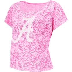 Alabama Crimson Tide Women's Neon Crop Top