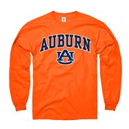Auburn Tigers Orange Perennial II Long Sleeve T-Shirt