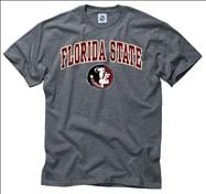 Florida State Seminoles Dark Heather Perennial II T-Shirt