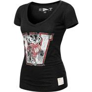 Wisconsin Badgers Black 