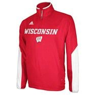 Wisconsin Badgers Red adidas 2012 Football Sideline Hot Jacket