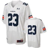 Auburn Tigers 2012 Replica Football Jersey: White Under Armour # Replica Football Jersey