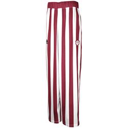 Indiana Hoosiers adidas On-Court Candy Striped Basketball Warm-up Pants
