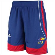 Kansas Jayhawks Royal adidas Point Guard Basketball Shorts
