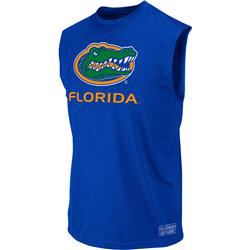 Florida Gators Royal Rush Performance Sleeveless T-Shirt