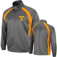 Tennessee Volunteers Charcoal Rival Full-Zip Jacket
