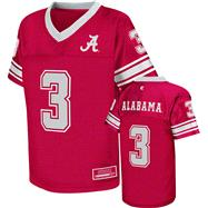 Alabama Crimson Tide Kids 4-7 Cardinal Stadium Football Jersey