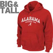 Alabama Crimson Tide Big & Tall Legacy Hooded Sweatshirt