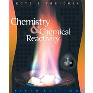 Chemistry and Chemical Reactivity (Book with CD- ROM),9780030336041