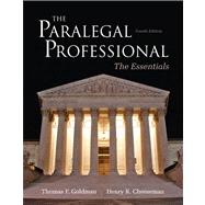 The Paralegal Professional Essentials